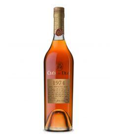 Armagnac 1974 Clés des Ducs 70cl